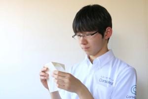 折り紙王子、有澤悠河さん